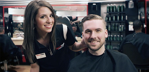 Sport Clips Haircuts of Ankeny​ stylist hair cut